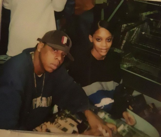 My Aunt Use To Date Jay Z Tpp Smh