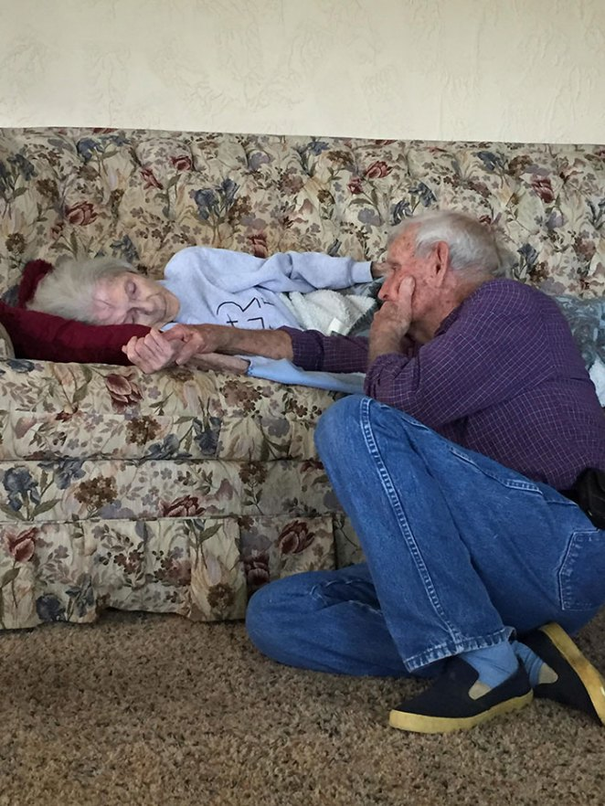 After 69 Years Of Marriage