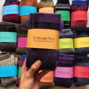 Two-Pack Alpaca Wool Socks