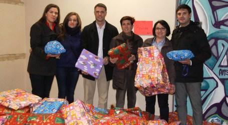 Torrent repartirá más de 1.000 juguetes solidarios