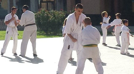 Catarroja, centro de las artes marciales con la tercera Trobada de Karate