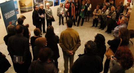 Caixa Rural Torrent inaugura la exposición 'Agua'