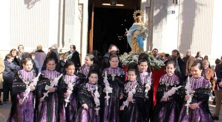 Manises celebra la festividad de la Candelaria
