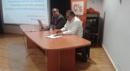 """Ciudadanos Paiporta celebra la tercera carpa informativa para elaborar un proyecto """"sensato y realista"""""""