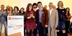 Compromís mostra la seua satisfacció per doblar resultats a Burjassot i passar de 2 a 4 regidors