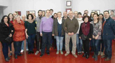 Los Socialistas de Aldaia persentan a las próximas elecciones una lista renovada