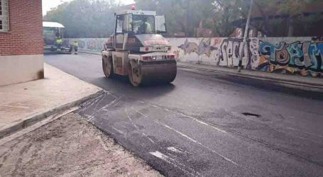 Finalizan las obras del segundo tramo de la Avenida Camí Orba entre Alfafar y Benetússer