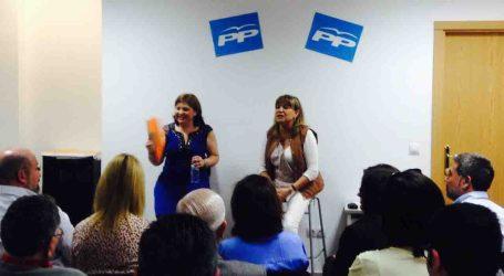 Bonig visita Quart de Poblet para respaldar a la candidata del Partido Popular
