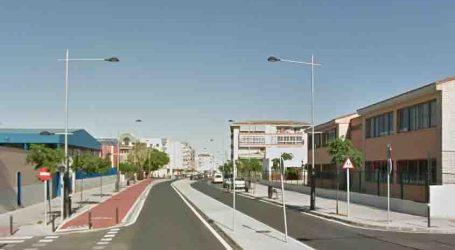 Alfafar mejora la seguridad vial en la Avenida Camí d'Orba