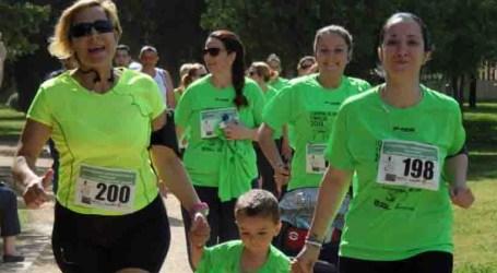 250 personas participan en la primera Carrera de Asociaciones y Familias en Mislata