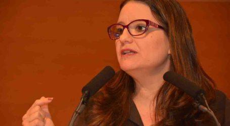 """Oltra: """"El govern ha de garantir la no discriminació del col·lectiu LGTB"""""""