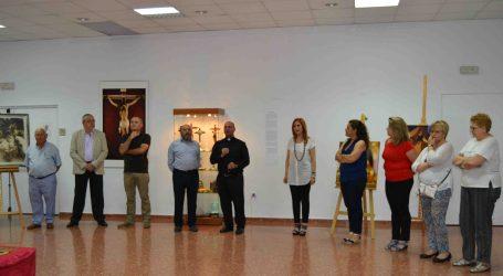 Aldaia inaugura la exposición del 75 aniversario de la imagen del Cristo de los Necesitados
