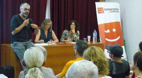 Compromís en Paterna convoca una asamblea el 21 de julio para tratar los grandes proyectos