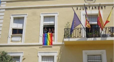 La bandera multicolor ondeará el fin de semana en Valencia