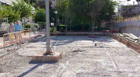 Los amantes del pádel de Torrent podrán disfrutar de una nueva pista en el polideportivo