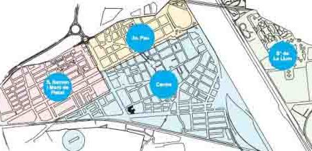 Xirivella constituye sus cuatro Consejos de Barrio
