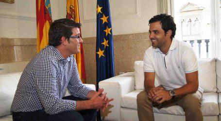 El alcalde de Paterna pide a la Diputación que se modernicen los 5 parques industriales y empresariales