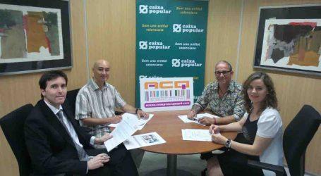 Caixa Popular y la Asociación de Comerciantes de Quart de Poblet apuestan por el desarrollo local