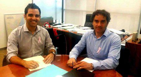 El alcalde de Paterna se reúne con Colomer para abordar temas turísticos