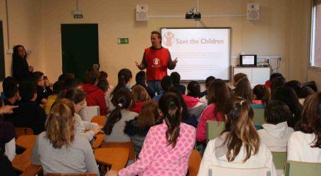 Sedaví organitza activitats amb els alumnes de 6è de Primaria pel Dia Contra la Violència de Gènere