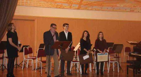 Torrent entrega los premios de la música Vicente Galbis