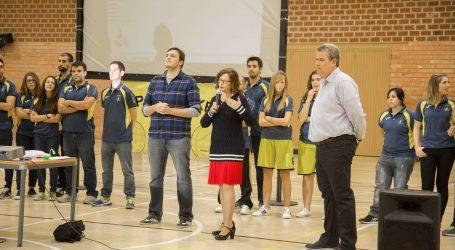 Presentación oficial del club de baloncesto Sportiu-Xe de Alaquàs