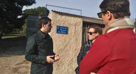 Comencen les obres al Barranc del Rubio de Paterna