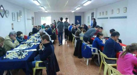 Més de 70 persones participaren en el IX Torneig Internacional d'Escacs Ciutat de Manises