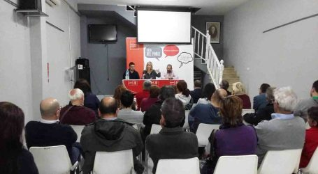 La consellera de Justicia visita Paterna para explicar los proyectos que se pondrán en marcha
