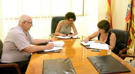 Paiporta recolza a l'Associació Local de Comerciants amb el primer conveni de col.laboració
