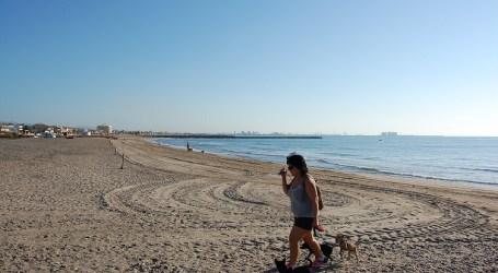 Abiertas las playas de la Malvarrosa, Cabanyal y Patacona
