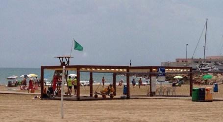 El nou servei de socorrisme de les platges estalviará 13.000 euros a l'Ajuntament de la Pobla de Farnals