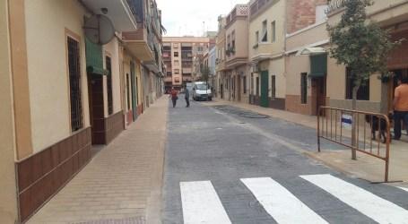Obras de accesibilidad en Quart de Poblet