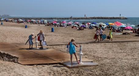 Las playas cuelgan el cartel de completo