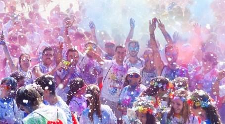 """Éxito de participación en el """"Mislata Run ColorFest"""""""