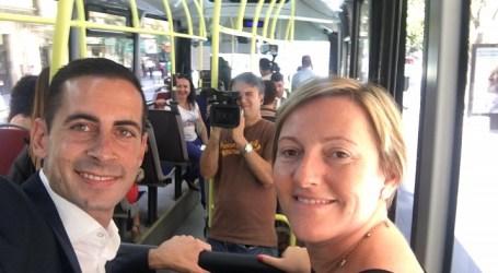 Después de 4 años Mislata vuelve a tener autobús al centro de Valencia