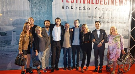 Èxit del l Festival de Cinema Antonio Ferrandis