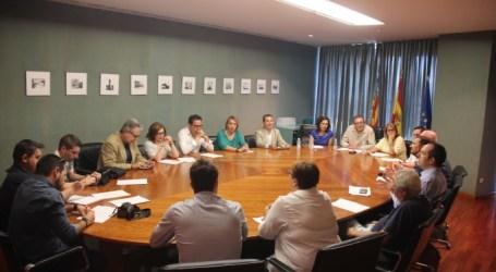 PSPV-PSOE L'Horta Sud: No a Rajoy y escuchar a la militancia