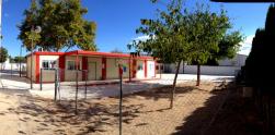 200 alumnos de Picassent se quedan sin clase porque estudian en barracones