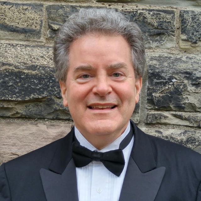 Eric MacKeracher, Tenor