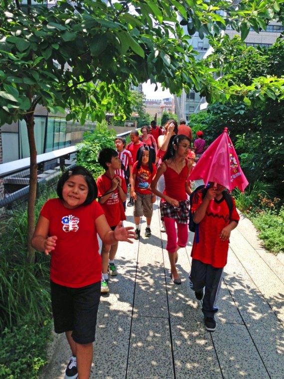 after-school-program-high-line-park
