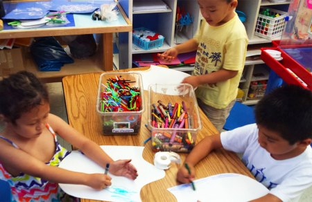pre-k for all open house