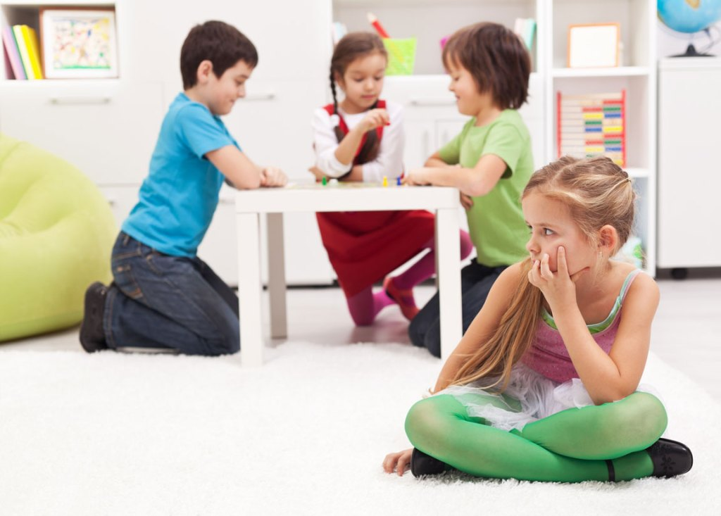 Introvert Children in an Extrovert Society - Little Friends School