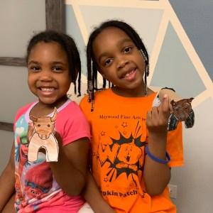 Amaya & Leah