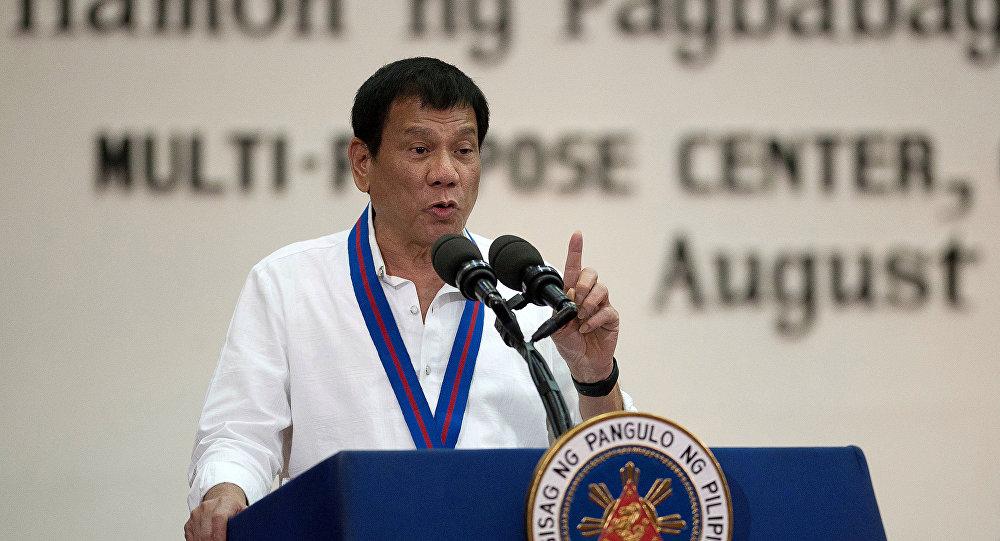 """EL PRESIDENTE DE FILIPINAS QUIERE REINSTAURAR LA PENA DE MUERTE """"POR CULPA DEL ATEÍSMO"""""""