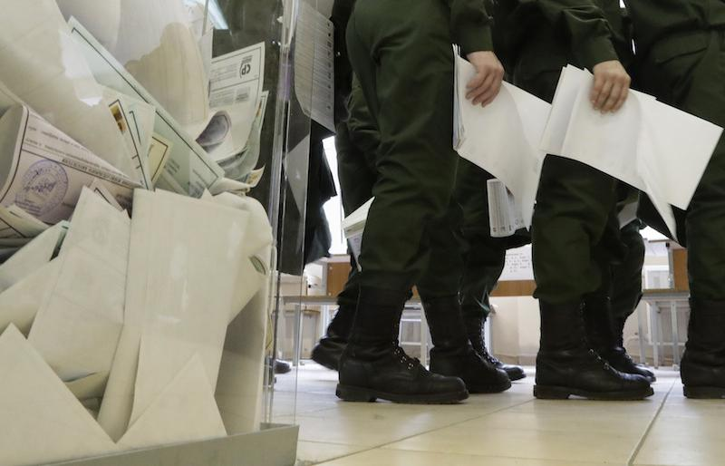 DETIENEN A UN PERIODISTA EN RUSIA POR DENUNCIAR IRREGULARIDADES ELECTORALES