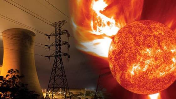 VIENTOS SOLARES PROVOCAN UNA TORMENTA GEOMAGNÉTICA QUE GOLPEA LA RED ELÉCTRICA MUNDIAL