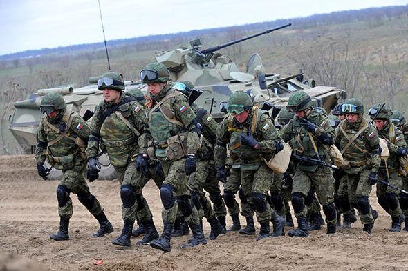"""OTAN CONSIDERA NUEVA MANIOBRA DE RUSIA COMO UN """"CABALLO DE TROYA"""""""