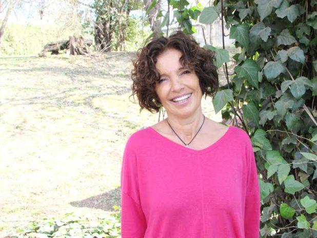 """""""Queremos instrumentar una política del buen gobierno, con participación y transparencia"""", sostuvo Alicia López Seco, candidata a intendente."""
