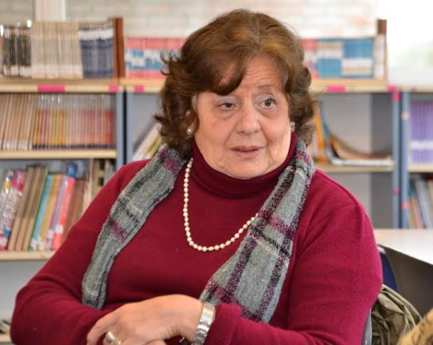 """""""Creo que nunca dejo de escribir, ya tengo listo un próximo material de hecho"""", comenta Florencia Gordillo, quien actualmente está organizando el 2° Concurso de Letras de la Fundación Pro Arte Córdoba."""